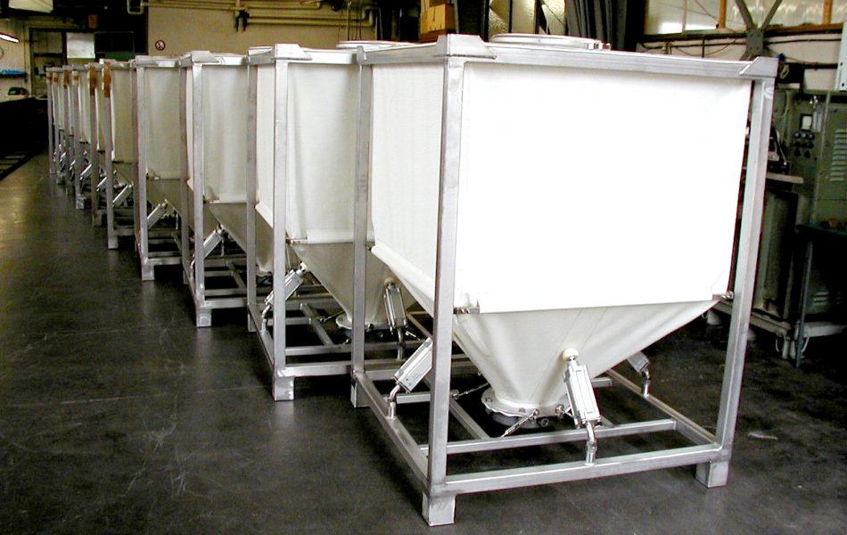 Flexible Transportbehälter / Flexible Transportation System (FTS)